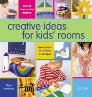 Creative Ideas for Kids' Rooms