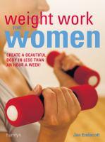 Weight Work for Women
