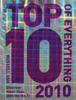 The Top 10 of Everything