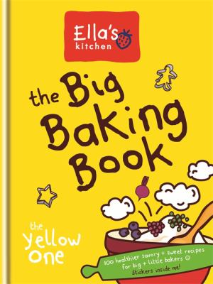 Cover image for The Big Baking Book
