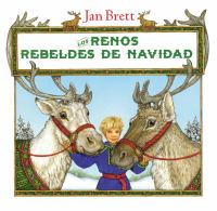 Los renos rebeldes de navidad