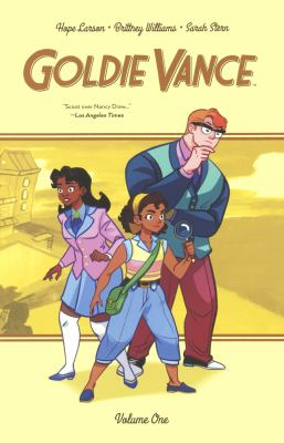 Cover image for Goldie Vance