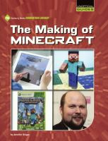MAKING OF MINECRAFT