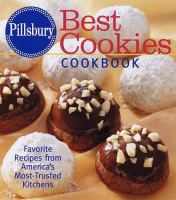 Pillsbury, Best Cookies Cookbook
