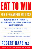 Eat to Win for Permanent Fat Loss