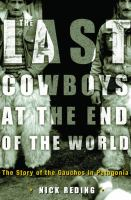 Last Cowboys at the End of the World