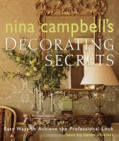 Nina Campbell's Decorating Secrets