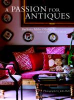A Passion for Antiques