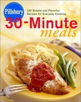 Pillsbury 30-minute Meals
