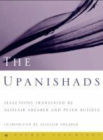 The Upanishads Selections