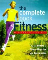 The Complete Book of Fitness