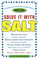 Solve It With Salt