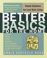 Better Basics for the Home