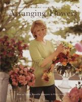 Arranging Flowers