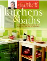 Debbie Travis' Painted House Kitchens and Baths
