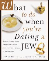 What to Do When You're Dating A Jew