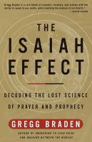 The Isaiah Effect