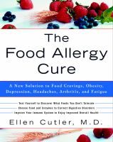 The Food Allergy Cure