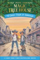 Ghost Town At Sundown (Turtleback School & Library)