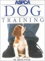 ASPCA Dog Training