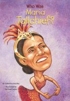 Who Is Maria Tallchief?