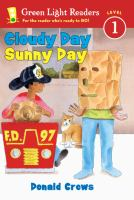 Cloudy Day/sunny Day
