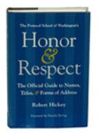 Honor & Respect