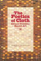 The Poetics of Cloth