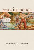 Best of LSU Fiction