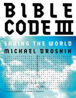 Bible Code III