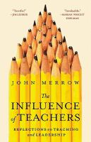 The Influence of Teachers