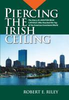 Piercing the Irish Ceiling