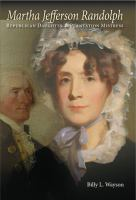 Martha Jefferson Randolph