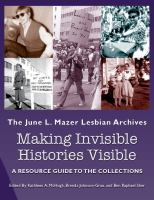 The June L. Mazer Lesbian Archives