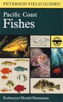 A Field Guide to Pacific Coast Fishes of North America