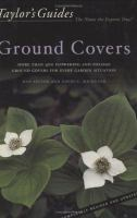 Taylor's Guide to Ground Covers