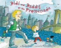 Didi and Daddy on the Promenade