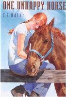 One Unhappy Horse