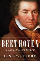 Cover of Beethoven: Anguish and Tri