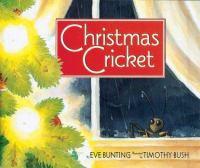 Christmas Cricket
