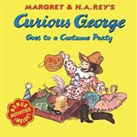 Margret & H.A. Rey's Curious George Goes to A Costume Party