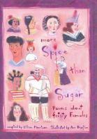 More Spice Than Sugar