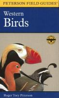 A Field Guide to Western Birds