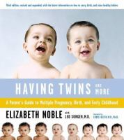 Having Twins--and More