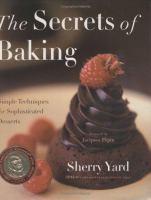 The Secrets of Baking