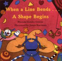 When A Line Bends-- A Shape Begins