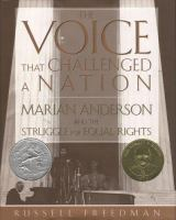 The Voice That Challenged A Nation