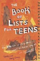 The Book of Lists for Teens