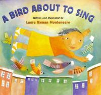 A Bird About to Sing