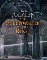 The Fellowship of the Ring(Illustrated by Alan Lee)